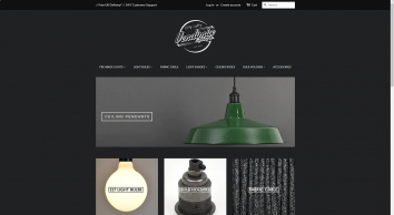 Vintage & Industrial Lighting Suppliers