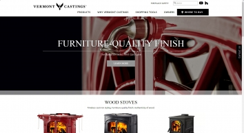 Vermont Castings | Stoves, Fireplaces Inserts | Home