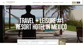 Riviera Maya Luxury Resort & Hotel  | Viceroy Riviera Maya