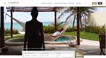 Riviera Maya Luxury Resort & Hotel    Viceroy Riviera Maya