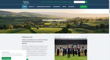 Vickers & Barrass Chartered Surveyors - Crook