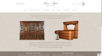 Victor Hall & Sons