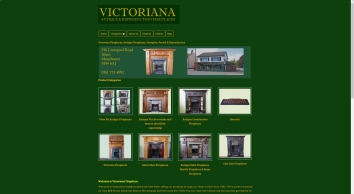 Victoriana Antique Fireplaces