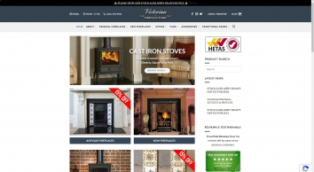 Victorian Fireplace Store