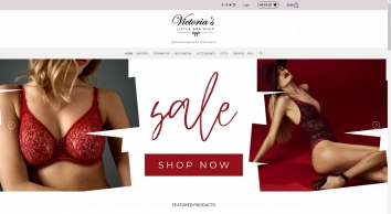 Victoria\'s Little Bra Shop