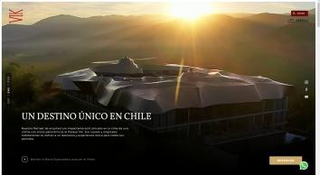 Vik Chile English