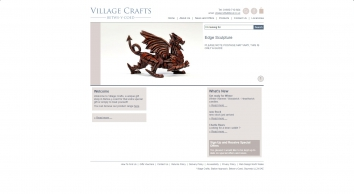 Welcome | Village crafts