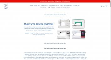 Village Fabrics Ltd