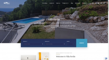 Villa Pavlin | Home Vacation Rental With Pool Near Dubrovnik And Cavtat
