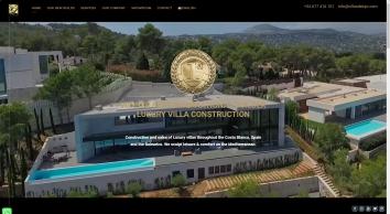 Villas de Lujo Promociones y Construcciones González-Barber SL