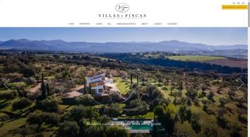 Villas & Fincas Country Properties
