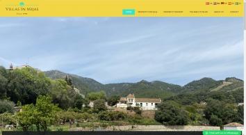 Villas in Mijas, Malaga