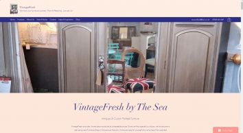 Welcome - vintagefresh.co.uk ... vintage Shabby Chic Furniture