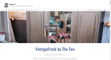Welcome - vintagefresh.co.uk ... vintage Shabby Chic Furniture