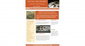 vintagetimerepairs.co.uk