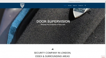 Security Company in Essex, London – VIP Security Services