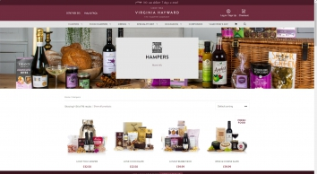 Hampers at Virginia Hayward | Traditional and Luxury Hampers