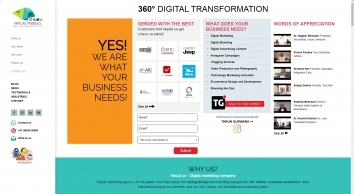 Digital Marketing and Branding Agency - Virtual Pebbles