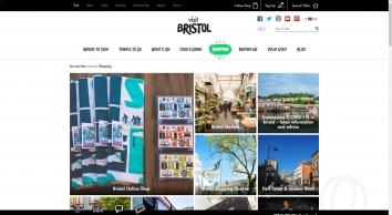 Shopping in Bristol - VisitBristol.co.uk