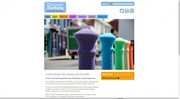 Discover Dorking |