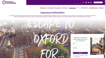 Oxfordshire Experience