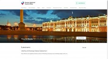 Russian National Tourist Office Ltd