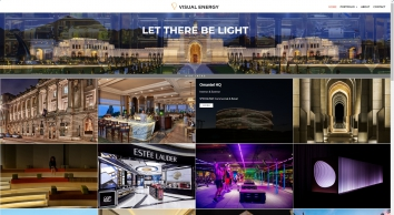 Visual Energy | Lighting Design| UK | Dubai | Singapore