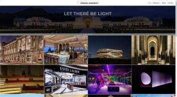 Visual Energy | Lighting Design| UK | Dubai | Singapore