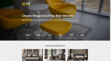 Furniture from Leading European Manufacturers   Vogue Furniture Store   Furniture from brand name leading European manufacturers