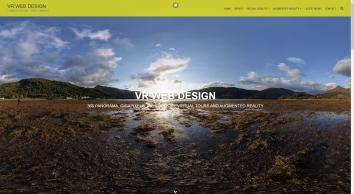 VR Web Design