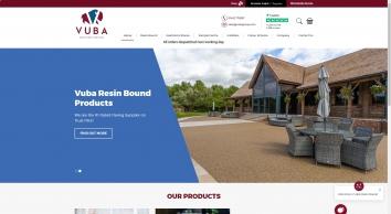 Vuba Resin Products