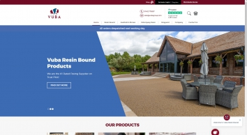 Vuba Resin Products