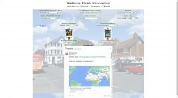 Wadhurst, Ticehurst, Stonegate & Flimwell Villages