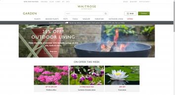 Waitrose Garden