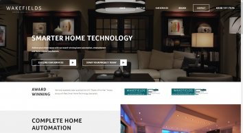 Wakefield\'s Smarter Home Technology
