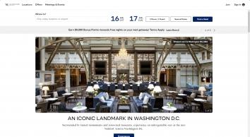 Waldorf Astoria Hotels  Resorts