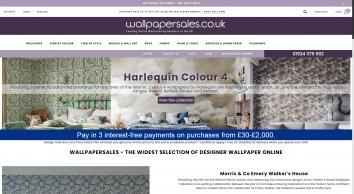 Wallpaper Sales