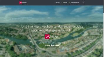 Walmsley Estate Agency, Caversham