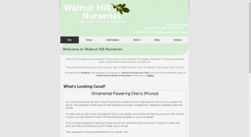 Walnut Hill Nurseries