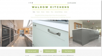Walrow kitchens