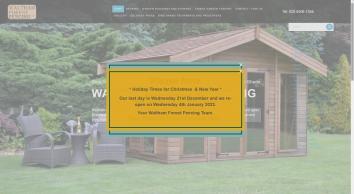 Waltham Forest Fencing