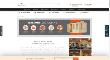 Waltons Garden Buildings