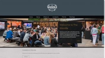 The Wandle of Earlsfield, Bar & Kitchen