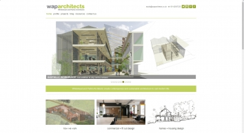 waparchitects | contemporary + sustainable architecture designed in Sheffield