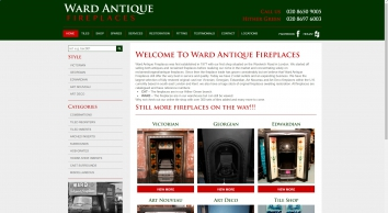 Ward Antique Fireplaces