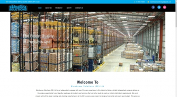 Warehouse Solutions (GB) Ltd
