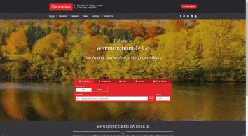 Warmingham Co, Goring-on-Thames