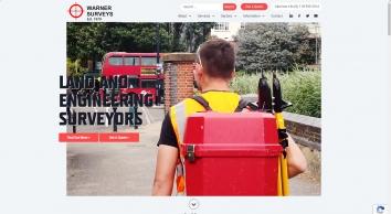 Warner Surveys -Topographic and Engineering Surveyors