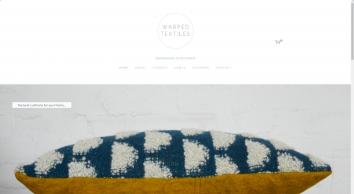 Warped Textiles