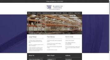 Warwick Edging Ltd